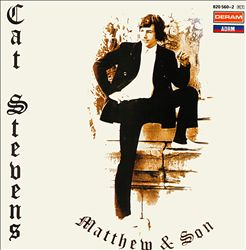 Cat Stevens - Matthew & Son CD (album) cover