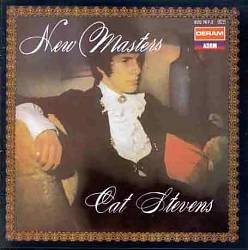 Cat Stevens - New Masters CD (album) cover