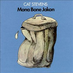 Cat Stevens - Mona Bone Jakon CD (album) cover