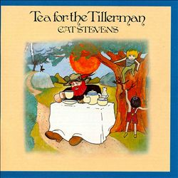 Cat Stevens - Tea For The Tillerman CD (album) cover