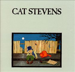 Cat Stevens - Teaser And The Firecat CD (album) cover