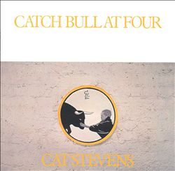 Cat Stevens - Catch Bull At Four CD (album) cover