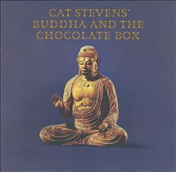 Cat Stevens - Buddha And The Chocolate Box CD (album) cover