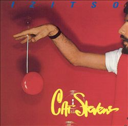 Cat Stevens - Izitso CD (album) cover
