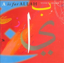 Cat Stevens - A Is For Allah CD (album) cover