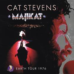 Cat Stevens - Majikat: Earth Tour 1976 CD (album) cover