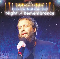 Cat Stevens - Night Of Remembrance: Live At The Royal Albert Hall CD (album) cover
