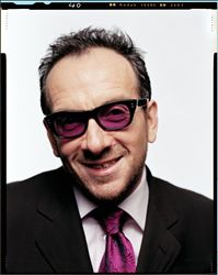 ELVIS COSTELLO image groupe band picture