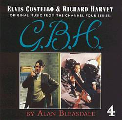 Elvis Costello G.b.h. (original Music From The Channel Four Series) CD album cover