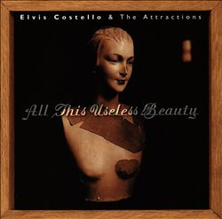 Elvis Costello - All This Useless Beauty CD (album) cover