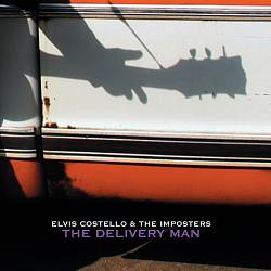 Elvis Costello - The Delivery Man CD (album) cover