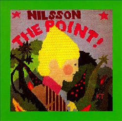 Harry Nilsson - The Point! CD (album) cover