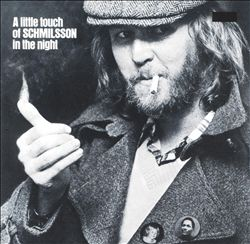 Harry Nilsson - A Little Touch Of Schmilsson In The Night CD (album) cover