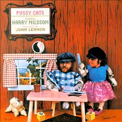Harry Nilsson - Pussy Cats CD (album) cover