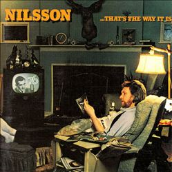 Harry Nilsson - That's The Way It Is CD (album) cover