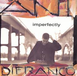 Ani Difranco - Imperfectly CD (album) cover
