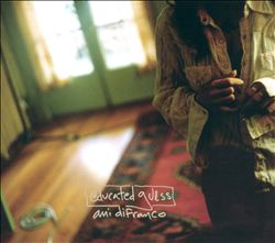 Ani Difranco - Educated Guess CD (album) cover