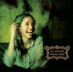 Ani Difranco - Knuckle Down CD (album) cover