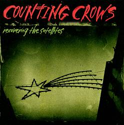 Counting Crows - Recovering The Satellites CD (album) cover