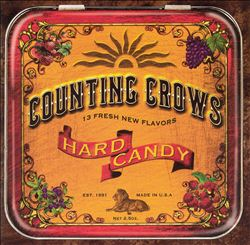 Counting Crows - Hard Candy CD (album) cover