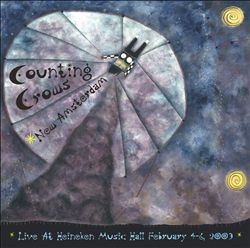 Counting Crows - New Amsterdam: Live At Heineken Music Hall February 6, 2003 CD (album) cover