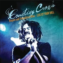 Counting Crows - August And Everything After: Live At Town Hall CD (album) cover