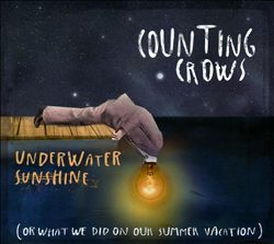Counting Crows - Underwater Sunshine (or What We Did On Our Summer Vacation) CD (album) cover