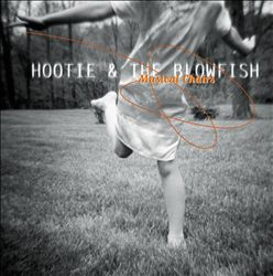 Hootie & The Blowfish - Musical Chairs CD (album) cover