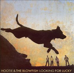 Hootie & The Blowfish - Looking For Lucky CD (album) cover