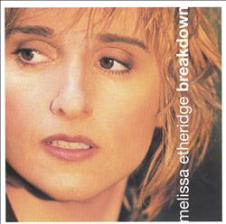 MELISSA ETHERIDGE - Breakdown CD album cover
