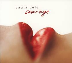 PAULA COLE - Courage CD album cover