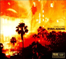 Ryan Adams - Ashes & Fire CD (album) cover