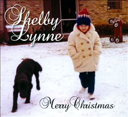 Shelby Lynne - Merry Christmas CD (album) cover