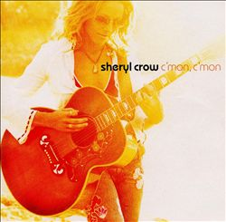 Sheryl Crow - C'mon, C'mon CD (album) cover