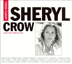 Sheryl Crow - Artist's Choice: Sheryl Crow CD (album) cover