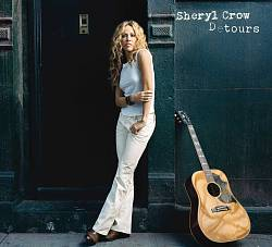 Sheryl Crow - Detours CD (album) cover