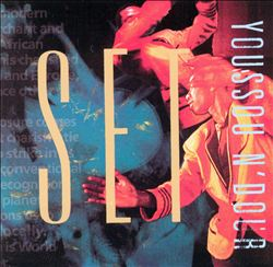 YOUSSOU N'DOUR - Set CD album cover