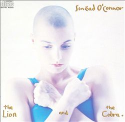 SinÉad O'connor - The Lion And The Cobra CD (album) cover