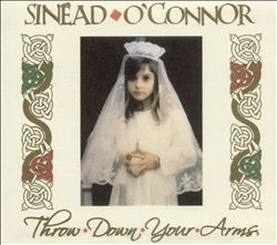 SinÉad O'connor - Throw Down Your Arms CD (album) cover