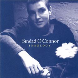 SinÉad O'connor - Theology CD (album) cover