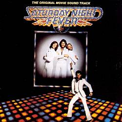 BEE GEES - Saturday Night Fever [original Movie Soundtrack] CD album cover