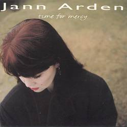 Jann Arden - Time For Mercy CD (album) cover