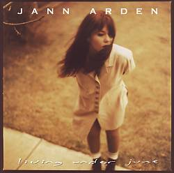 Jann Arden - Living Under June CD (album) cover