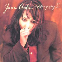Jann Arden - Happy? CD (album) cover