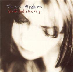 Jann Arden - Blood Red Cherry CD (album) cover