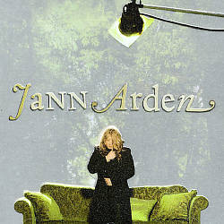 Jann Arden - Jann Arden CD (album) cover