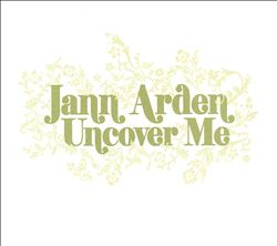 Jann Arden - Uncover Me CD (album) cover