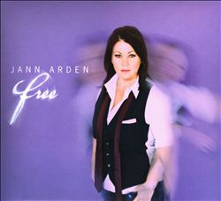 Jann Arden - Free CD (album) cover