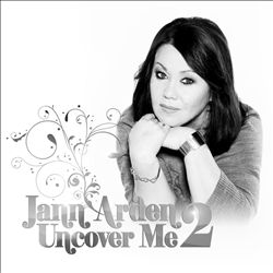 Jann Arden - Uncover Me, Vol. 2 CD (album) cover