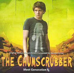 James Horner - The Chumscrubber CD (album) cover